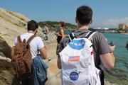 Sea observation, 2014 Santander summer school, Spain