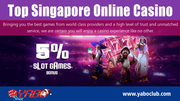 Top Singapore Online Casino