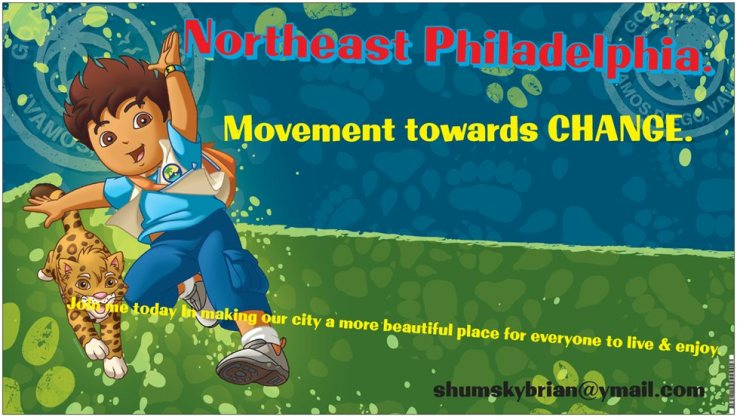 Northeast Philadelphia movement towards CHANGE