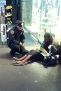 Helping the homeless NYC