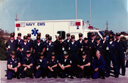 Navy's Finest EMS