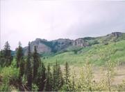 Colorado, near Crested Butte