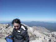 Me on Lassen peak