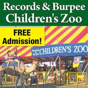 Records and Burpee Children's Zoo