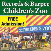 Records and Burpee Children's Zoo