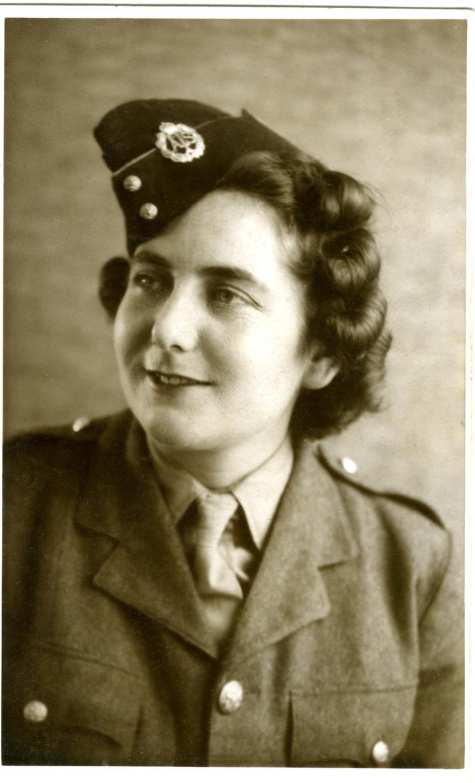Evelyn Edith Cree (Freeman) (1920 - 1995)