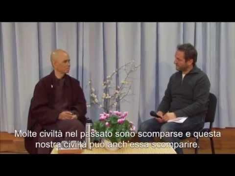 Thich Nhat Hanh - Noi e la Madre Terra  siamo una cosa sola