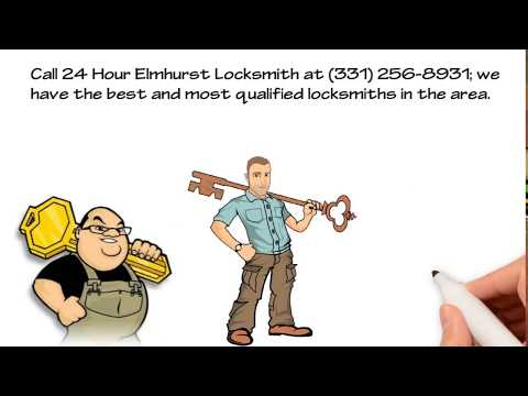 24 Hour Elmhurst Locksmith in Elmhurst, IL - Live Stream