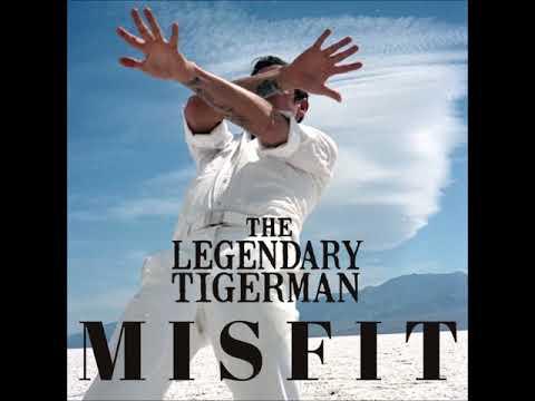 The Legendary Tigerman - Misfit (Full Album 2018)