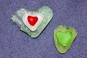 Heart Shaped Sea Glass
