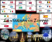 LAWISANON IN EUROPE