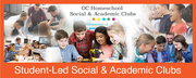 OC Study Center Social & Academic Clubs (Join Free)