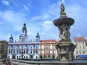 České Budějovice a okolí