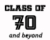 Class of '70 and Beyond