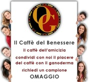 Caffè Ganoderma Organo Gold