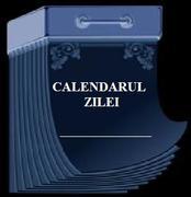 SALONUL CALENDARUL ZILEI