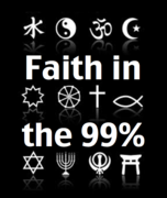 Faith in the 99%