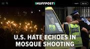 Huffington Post Connects New Zealand Shooting To Charlottesville