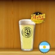 Berlina Weizen Bier