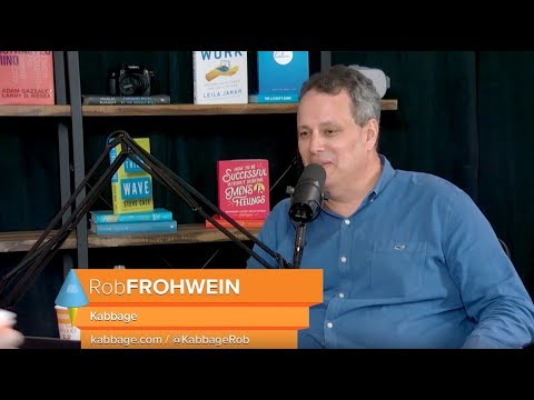E911 Rob Frohwein, Kabbage: unicorn to disrupt financing, loans $ in minutes, lessens startup stress