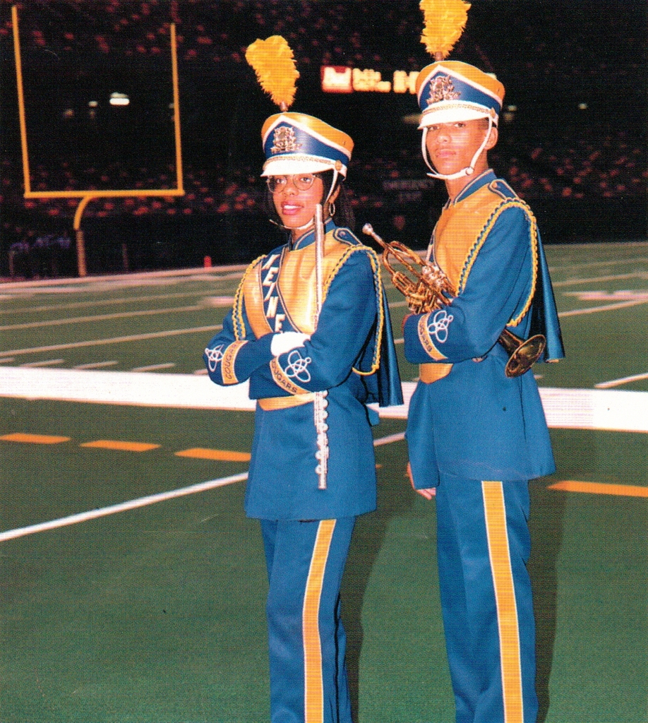 Who Has The Best Looking High School Band Uniforms In La(Top