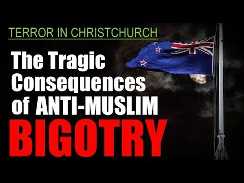 The New Zealand Christchurch Mosque Shooting / Terrorist Attack [Blackstone Intelligence Network]