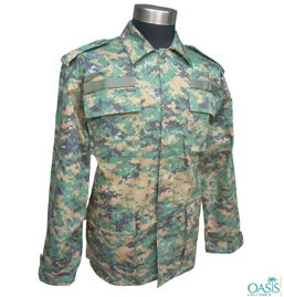 Flame Resistant Army Uniform Shirt