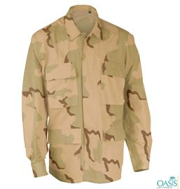 Combat Camouflage Uniform Shirt