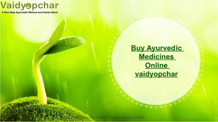 Buy Ayurvedic Medicines Online - vaidyopchar