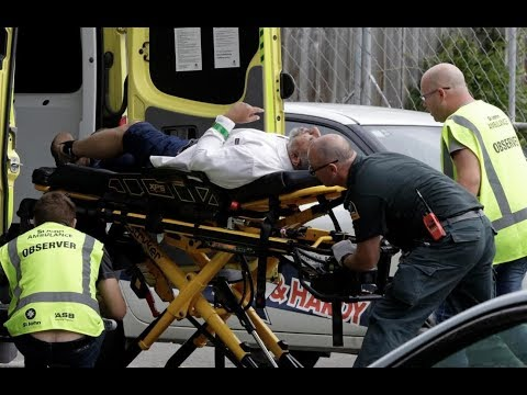 Mass shooting at Christchurch, New Zealand mosque, March 15, 2019, Ides of March