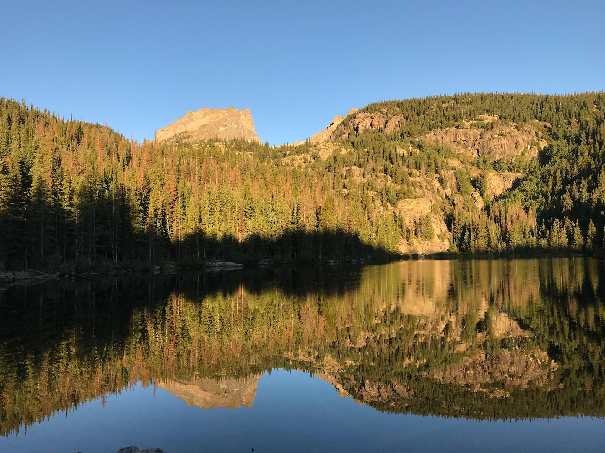 Bear lake AM