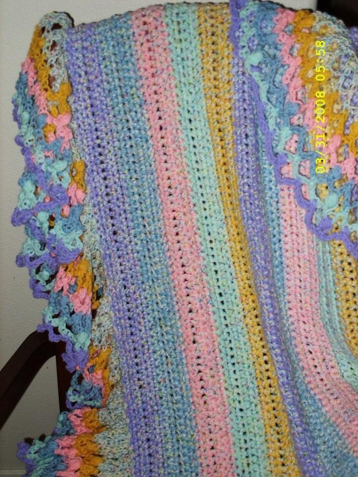 Crib Blanket Clsup