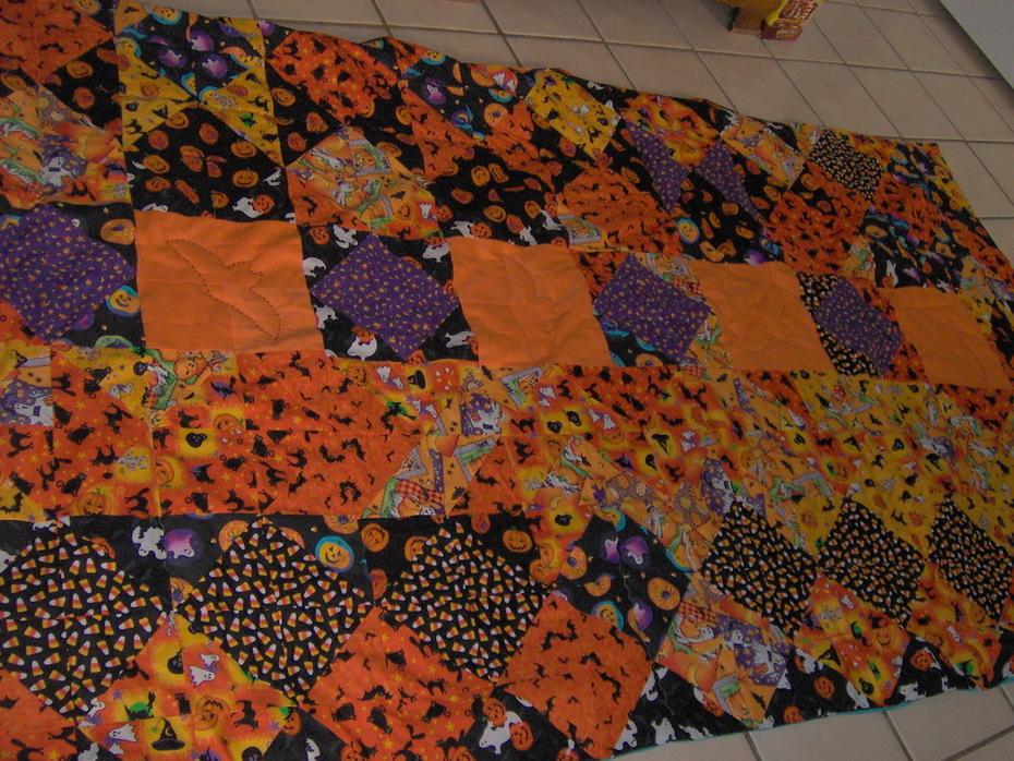 Robbie's quilt