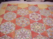 Stack and Whack Quilt for DIL