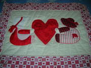 Valentines wall hanging!