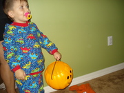 My grandson's pijamas
