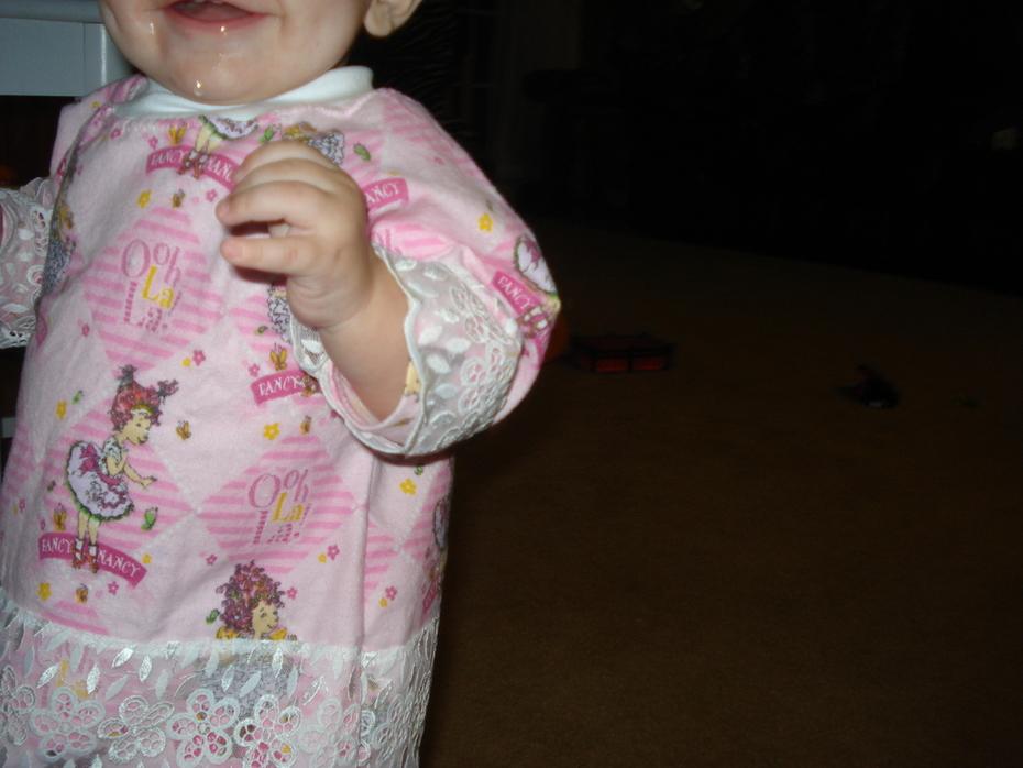 My grandaughter's pijamas