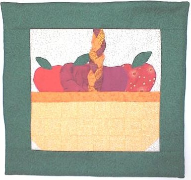 Fall Thankful Harvest Wall-Hanging