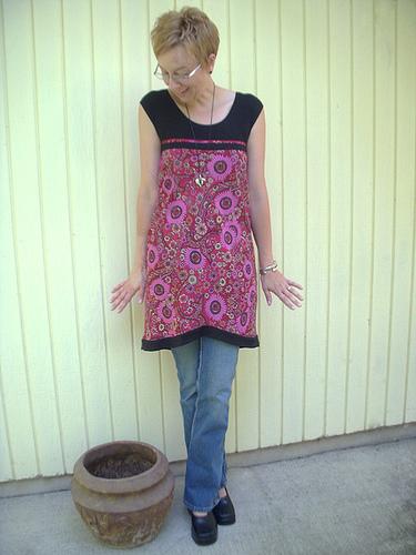 the t-skirt: 3