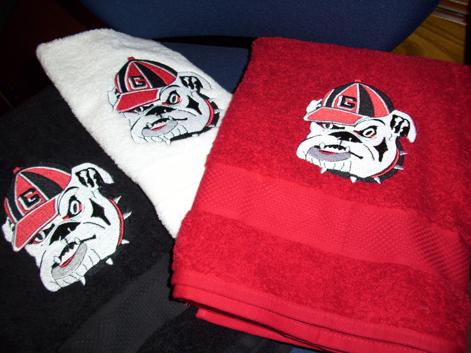 dawg towels