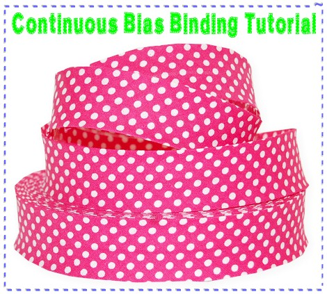 Continuous Bias Binding - an alternative tutorial