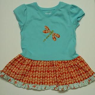 firefly Tshirt Dress