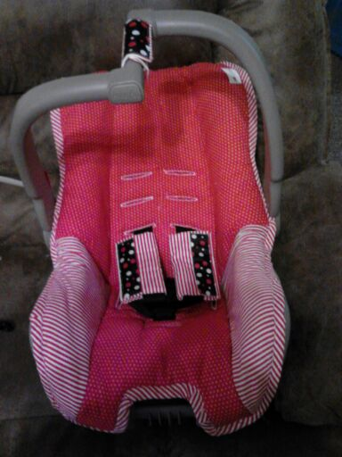 carseat recover