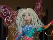 Fairy Doll Soft Sculpture