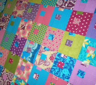 Steppin Out Quilt