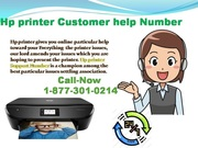 Hp printer Customer help Number