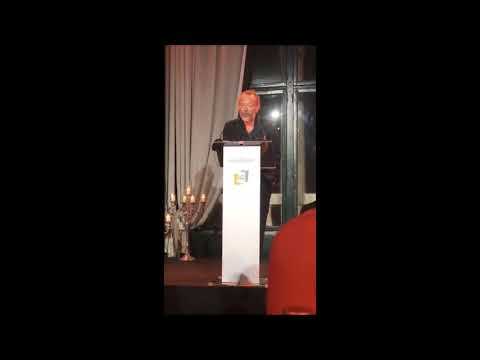 Thom Yorke – Wind the clock, for tomorrow is another day [Letters Live, Venice Film Festival 2018]