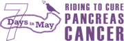7 Days in May - Riding To Cure Pancreas Cancer
