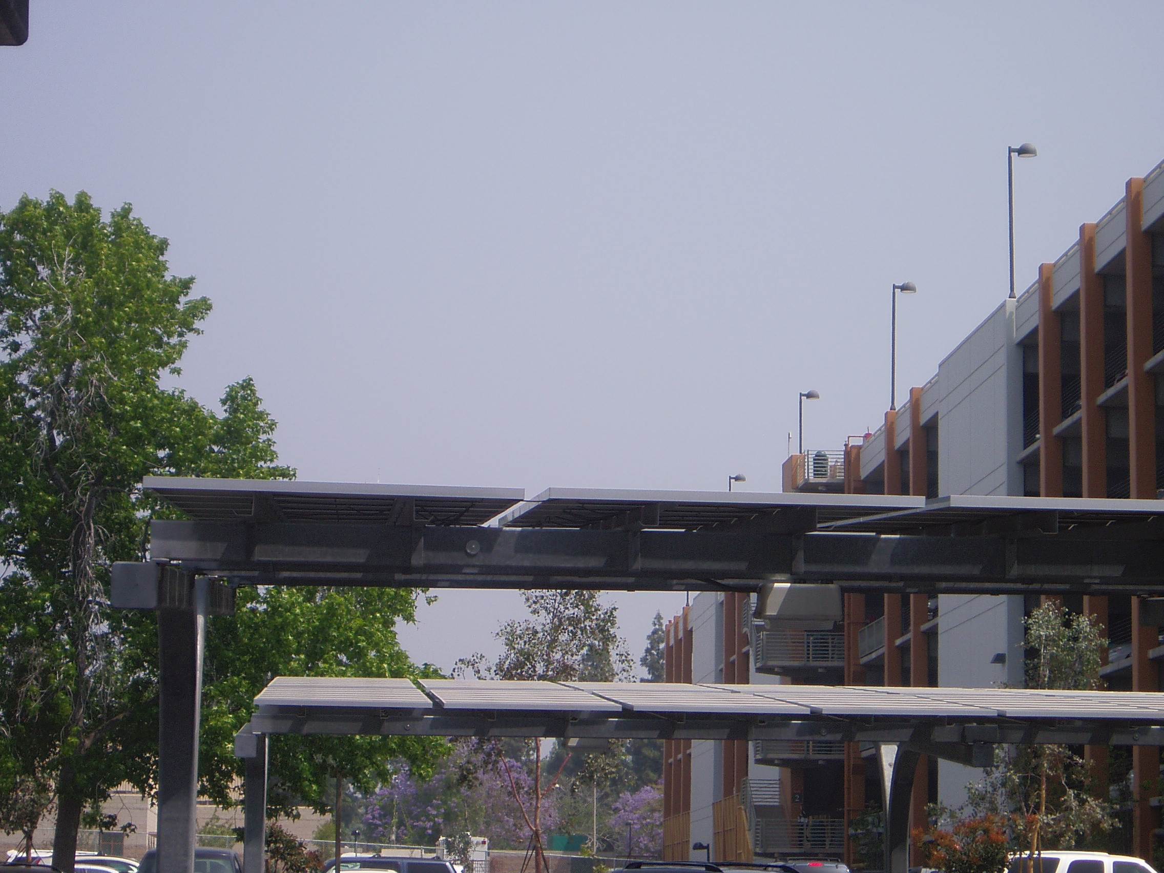 More Solar Parking Canopy