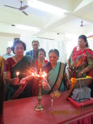 Inauguration of Course on Elderly Care by AIILSG on 5-9-2015
